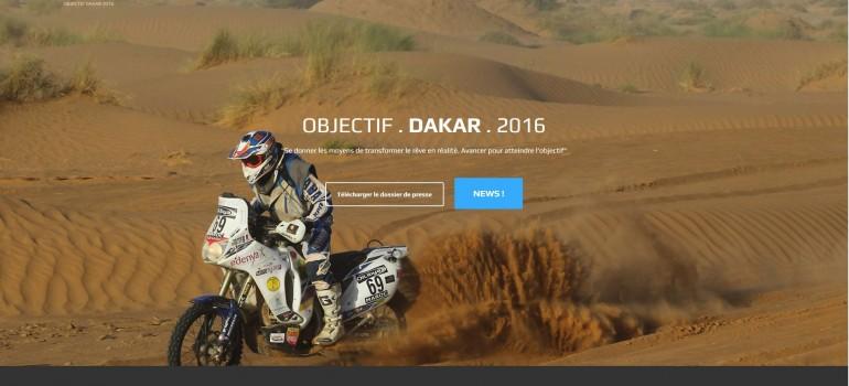 Partenaire de Guillaume Chollet pour le DAKAR 2016